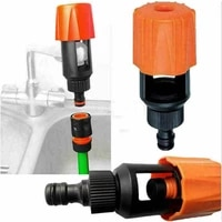 universal water tap to garden hose pipe connector quick fitting connectors