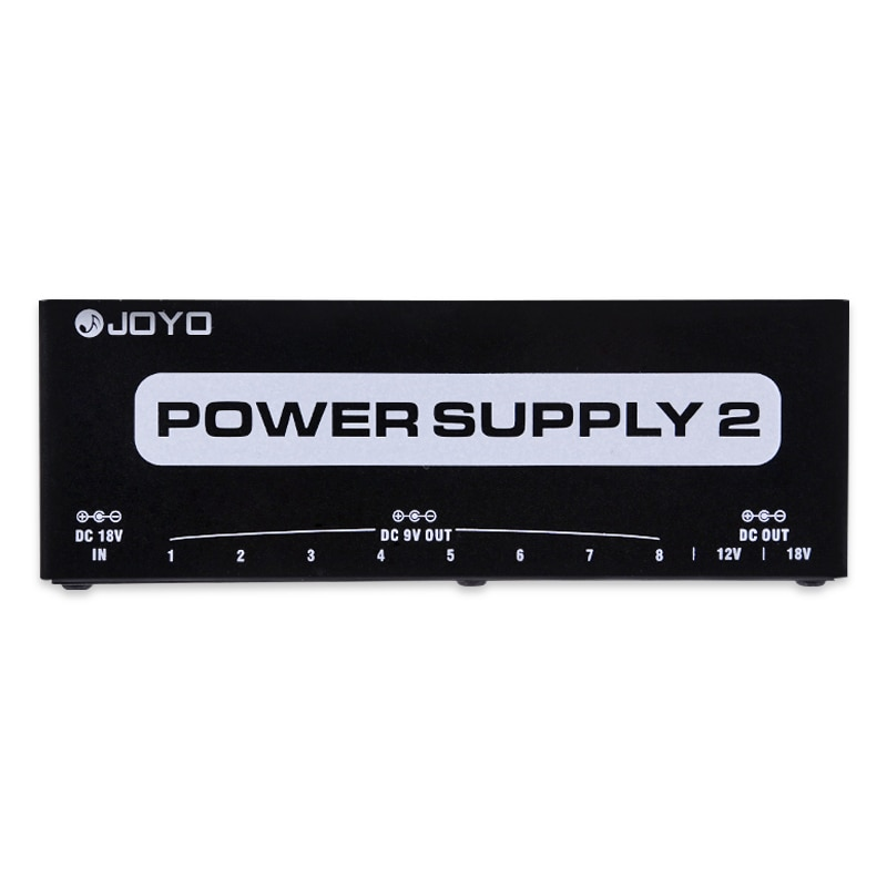 JOYO 10 Independent Outputs Effector Power Connection Short Circuit/Over Current Protection Guitar Effects Power Supply enlarge