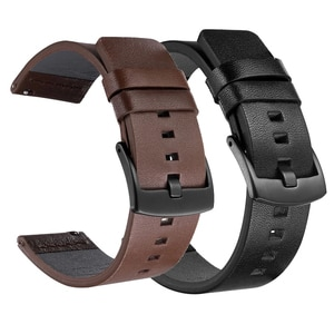 Italian Oily Leather Watchband for Rado Bell & Ross Oris Montblanc Watch Band Quick Release Strap Men Wrist Bracelet 20 24mm