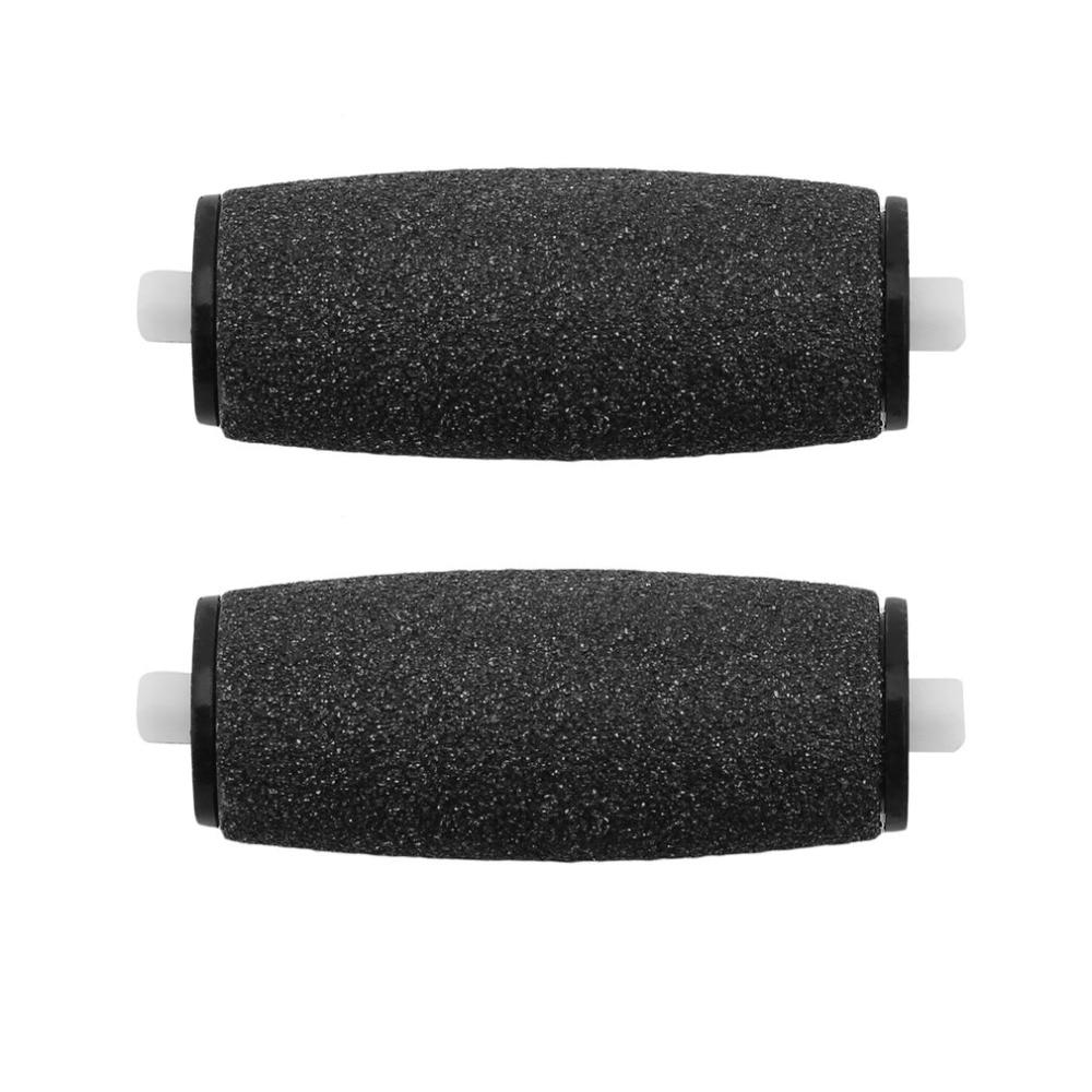 2 шт. Сменные Роликовые головки для SchoLleing Pedi для удаления кожи ремонт шлифовальный станок для ног пилинг педикюрное устройство