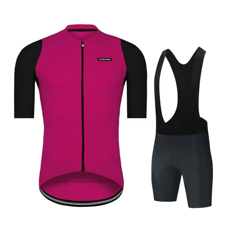 Etxeondo-Conjunto de camisetas de Ciclismo transpirables, Ropa para Ciclismo de montaña, Maillot,...