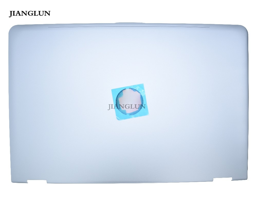 Jianglun portátil lcd capa traseira para hp envy x360 m6 convertible pc modelo m6-aq105dx prata versão da tela de toque