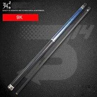 new high grade 3142 9k black shaft billiard pool cue stick shaft 12 5mm 11 5mm china