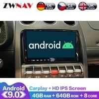 android 10 6128g for lamborghini gallardo 2004 2015 ips hd ips screen radio multimedia player car gps navigation audio video