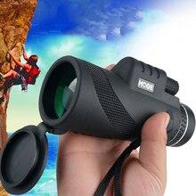 40X60 Scope Spotting Hd Dag Nachtzicht Dual Focus Optics Monoculaire Telescoop Moge