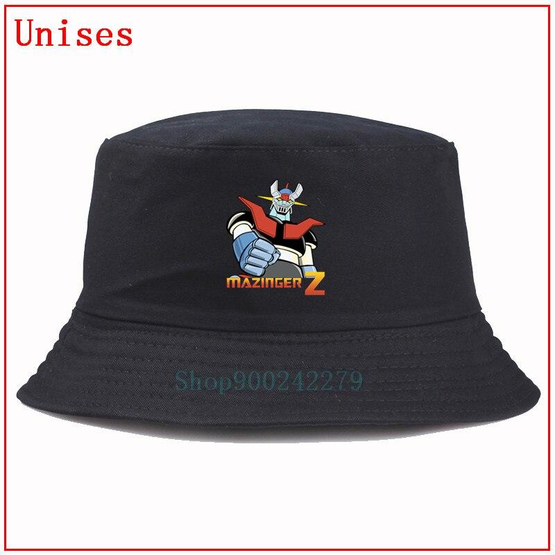 Mazinger pescador sombrero de hip hop sombrero Panamá backet sombrero mujer gorra para hombres y mujeres sombreros de cubo sombrero mujeres diseñador sombrero del cubo