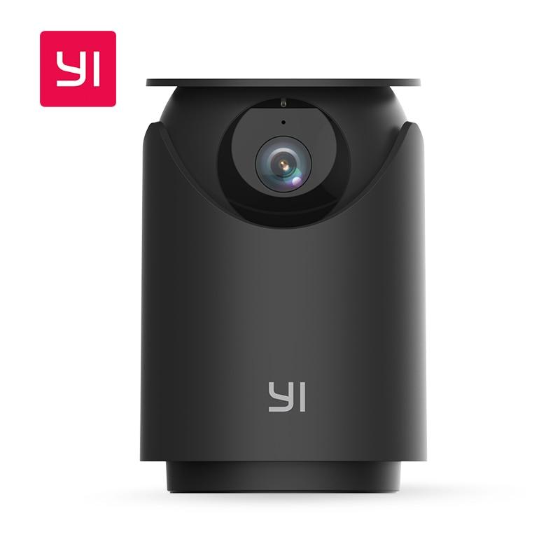YI Dome U Pro Camera Security 2K Indoor Cam Pan & Tilt With Wifi 360° Auto Cruise Home IP Cam Human