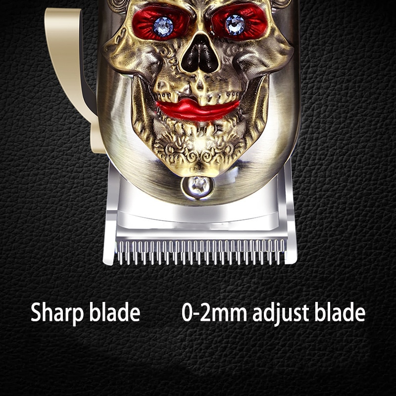 Electric Hair Clipper Professional Hair Trimmer Modeling Shaver Hair Cutting Machine Fashion enlarge