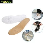 1pair sports insoles invisible sweat absorbent soft insoles shock absorbing cushion pads