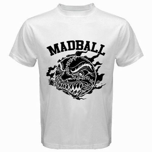Madball logotipo banda de Hardcore Punk Hatebreed T camiseta S, M, L, Xl, 2Xl