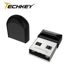 TECHKEY Mini kalem sopa sürücüler 8GB 16GB 64GB 32GB Usb Flash sürücü Usb anahtar bellek sopa depolama cihazı sıcak satış su geçirmez