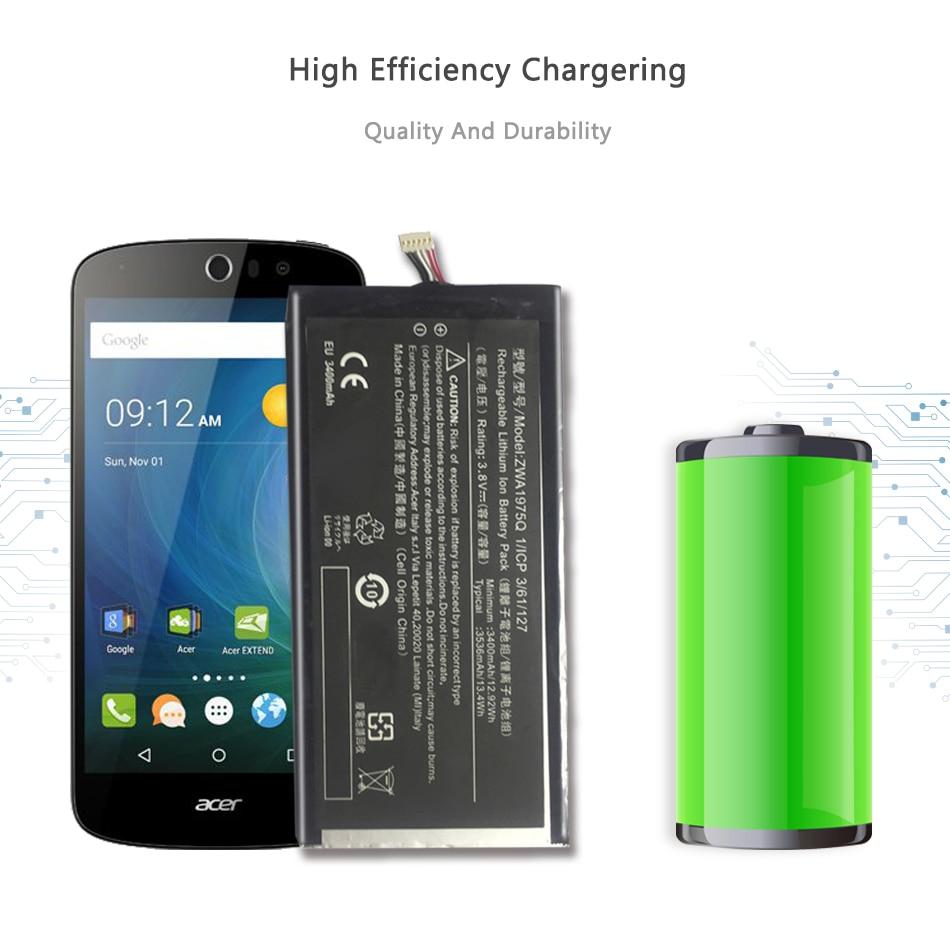 Планшетный литий-полимерный аккумулятор для Acer Iconia Tab 7 A1-713 A1-713HD A1 713 запасная батарея ZWA1975Q 3536mAh