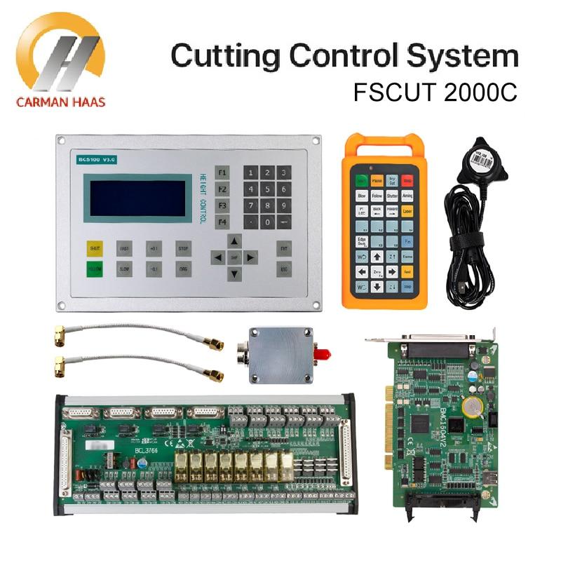 Friendess FSCUT Laser Cutting Machine Control System 0-6KW FSCUT2000C Cypcut BCS100 BMC1604 FSCUT2000 Controller Cheap