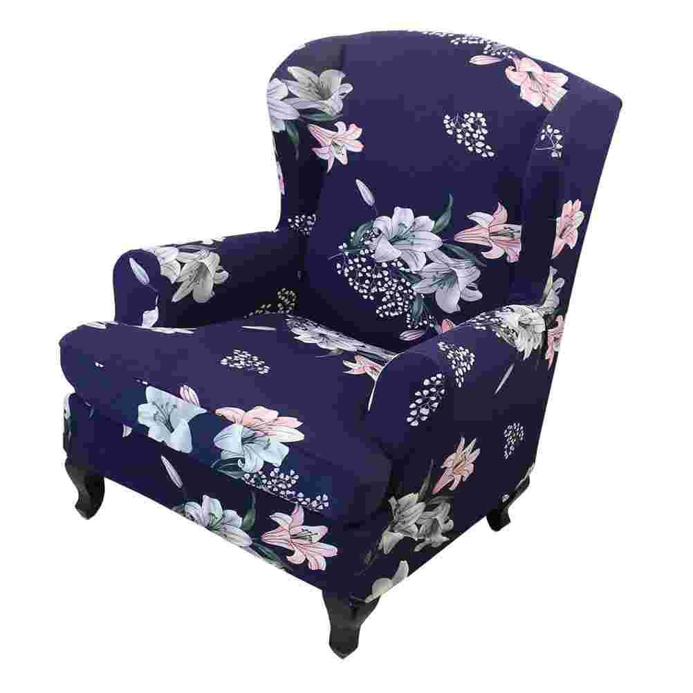 1 шт. Модный чехол с принтом для кресла нескользящий чехол для заднего сиденья защитный чехол для домашнего дивана чехол