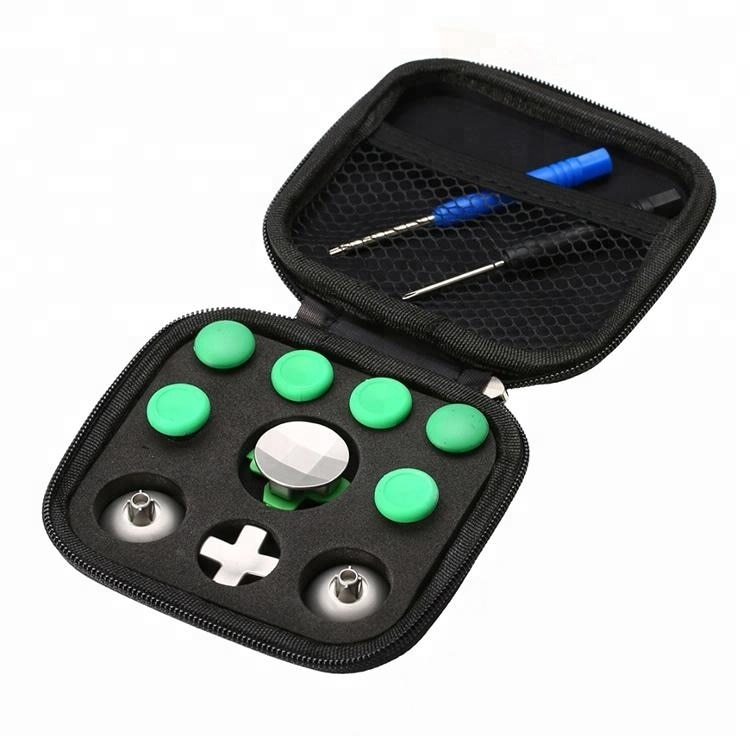 Magnetic Thumbstick Joystick Buttons Tool Kit Bag For Xbox One S X Elite Controller enlarge