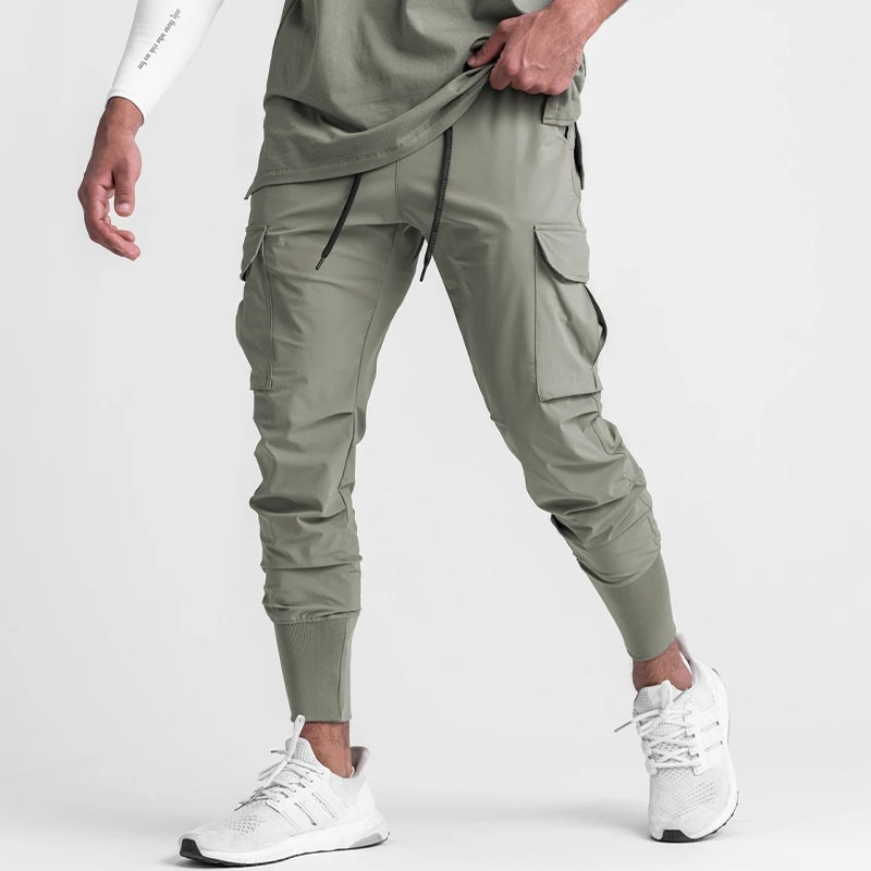 Jogging Military Pants Men Casual Outdoor Pant Cargo Work Tactical Tracksuit Trousers Clothes 2021 Casual Mens Pants M-3XL bauskydd mens polycotton durable work trousers with eva knee pads black work pant workwear carperner pant men free shipping