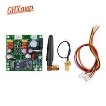 Haut de gamme CSR A64215 APTX Bluetooth récepteur Audio carte Portable PCM5102A décodeur carte stéréo Pure musique fonction 8-12V