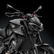 MTKRACING para yamaha mt 09 mt09 parabrisas de 2017, 2018 de 2019 accesorios da motocicleta fz 09 fz09 parabrisas tela ¿ven