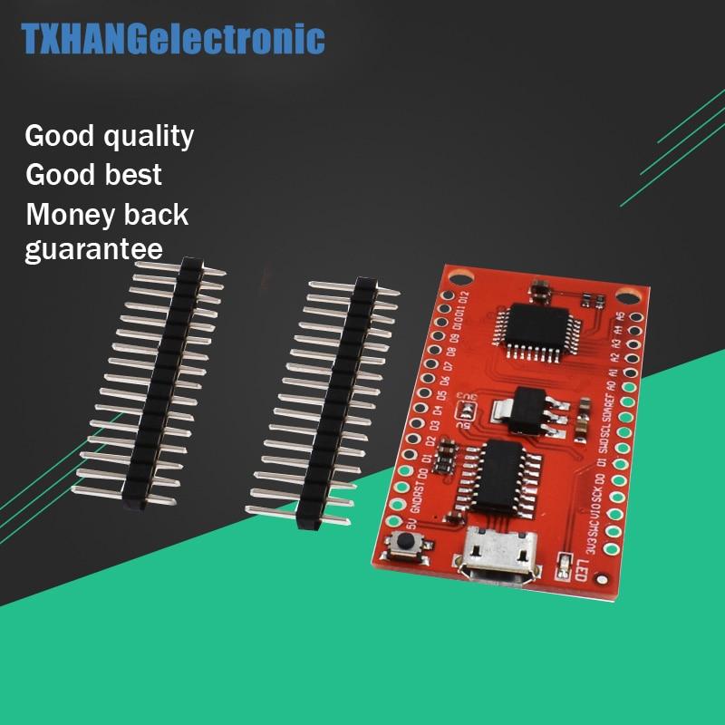 TTGO XI 8F328P-U Junta micro USB para Arduino Nano V3.0 Promini diy electrónica