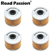 Road Passion 112 filtr oleju do motocykla siatki dla HONDA TRX250 TRX250X TRX700XX XBR500 XL250 XL250R XL350R XL600L XL600R XL 600 L