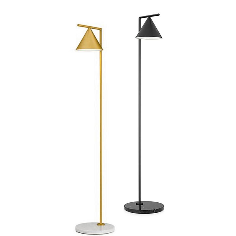 luminaria de chao minimalista com ajuste de altura lampada nordica moderna protecao