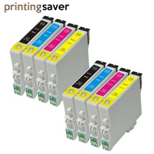 8x Kompatibel T0441 T0442 T0443 T0444 tinte patrone für Epson Stylus C64 C66 C68 C86 C66 + C84N C84WN CX3600 CX3650 CX4600 CX6400