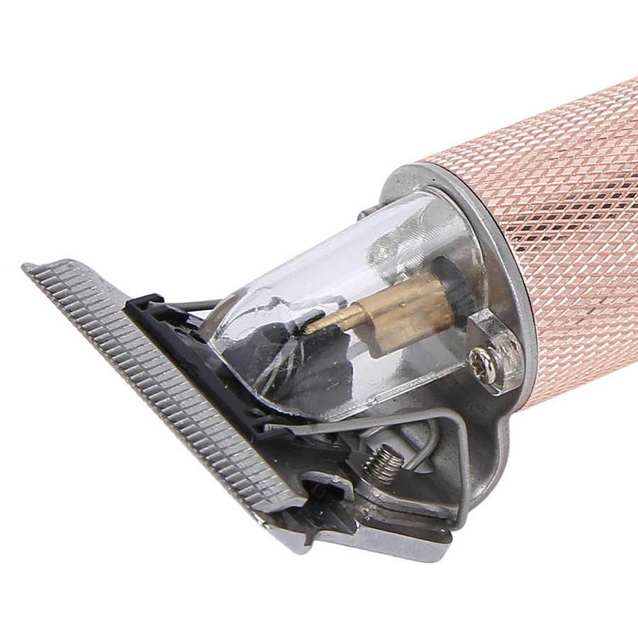 Hair Trimmer Electric  Clipper Carbon Steel Cutter Head Hair Trimmer Rechargeable Household Hair Clipper Hair Cutting Machine enlarge