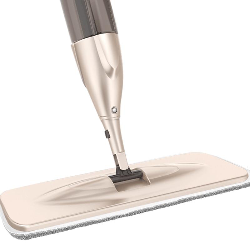 Piso de Madeira Casa com Almofadas de Microfibra Ferramentas de Limpeza Graus Spray Reutilizável Plana Mops Casa Ferramenta Limpeza Preguiçoso Da60tb 360 Mop