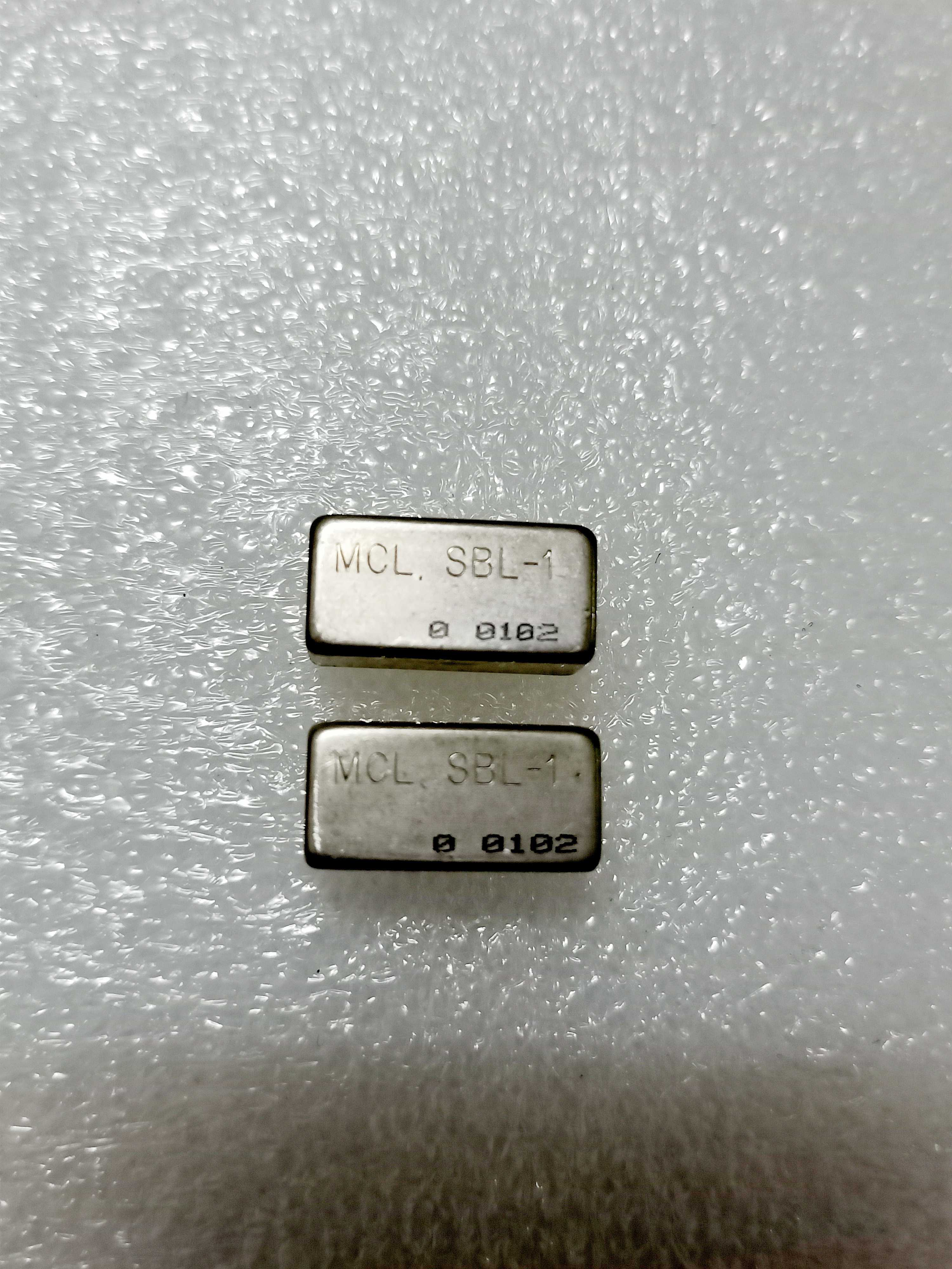 10 sztuk/partia SBL-1 MCLSBL-1 częstotliwości używany mikser