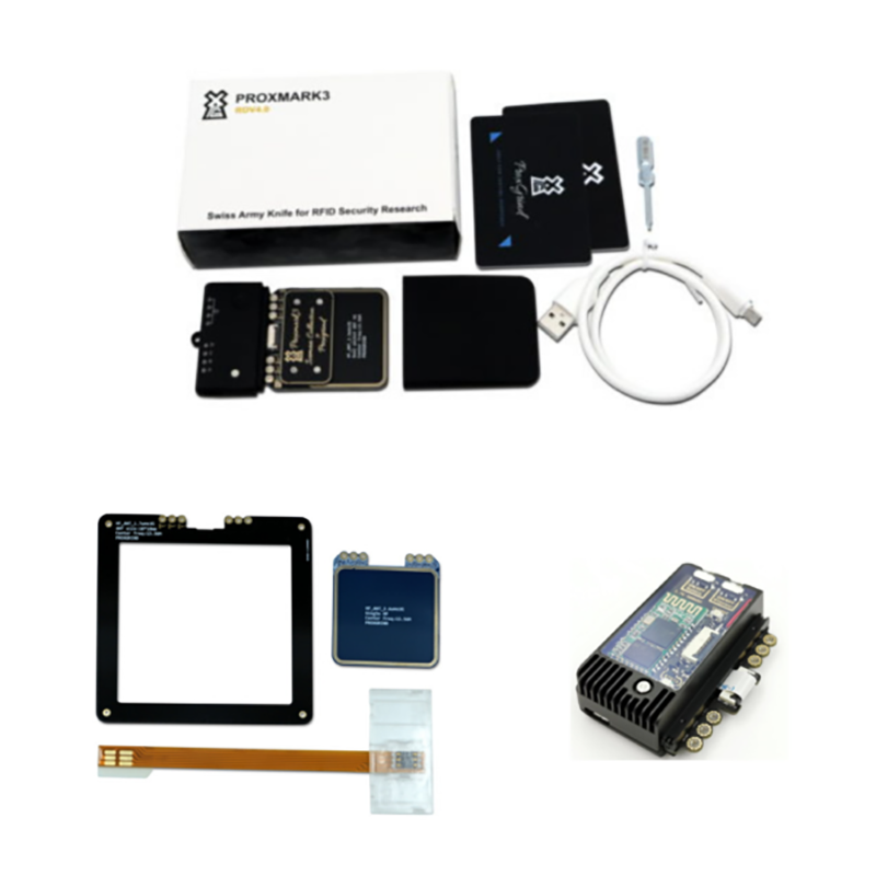 Proxmark3 Rdv4.01 Pentester pack وحدة Bluetooth