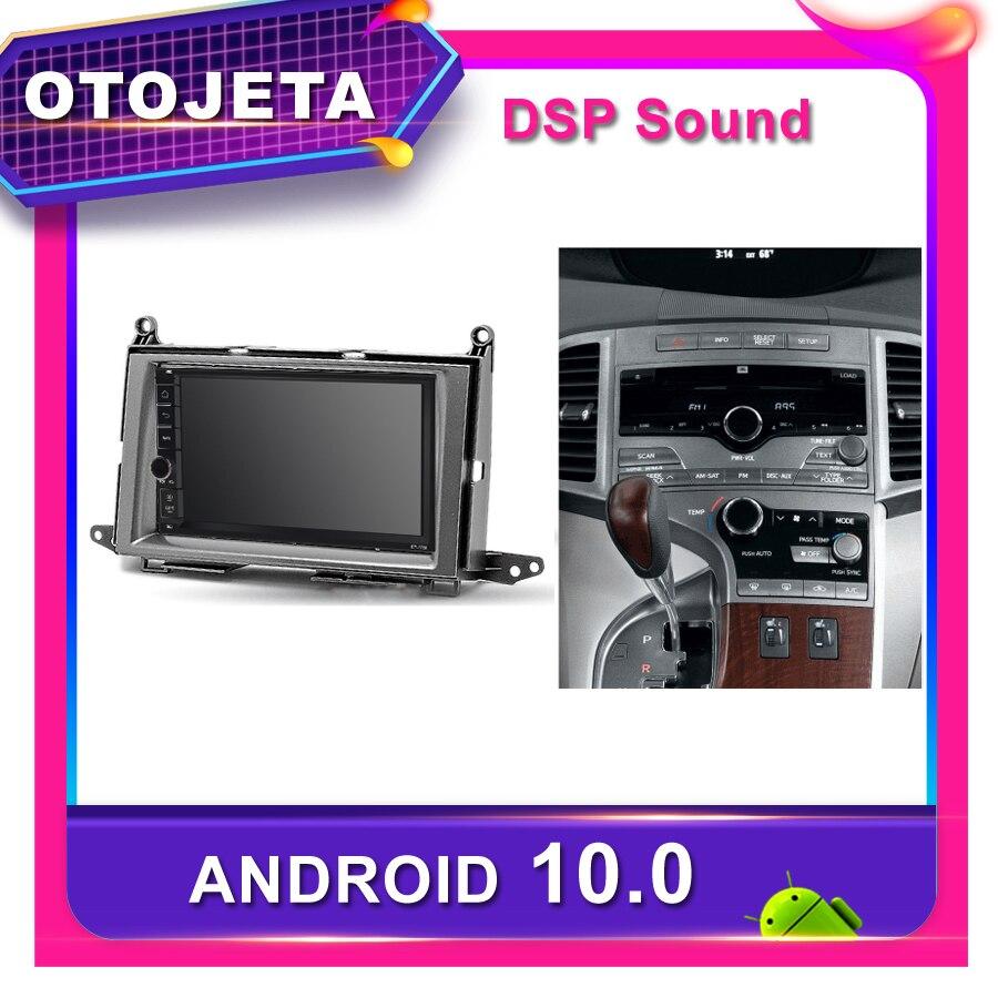 Marco android 10,0 reproductor de dvd radio del coche para Toyota Venza JBL canbus GPS para coche bluetooth Navi dsp multimedia estéreo grabadora de cinta