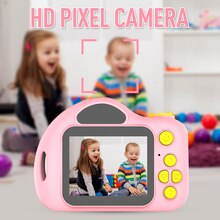New X7 Photography Full Color Mini Camera for Children Kid Cute Camcorder Video Child Cam Recorder D