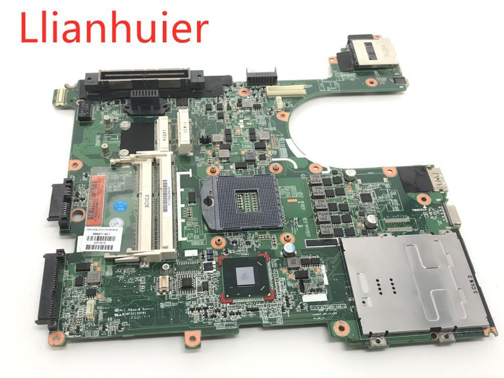 686971-501 686971-001 para HP Probook 8570P laptop motherboard 686971-601 SLJ8A DDR3