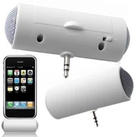 newest stereo speaker mp3 player amplifier loudspeaker for smart mobile phone for iphone ipod mp3 with 3 5mm connector