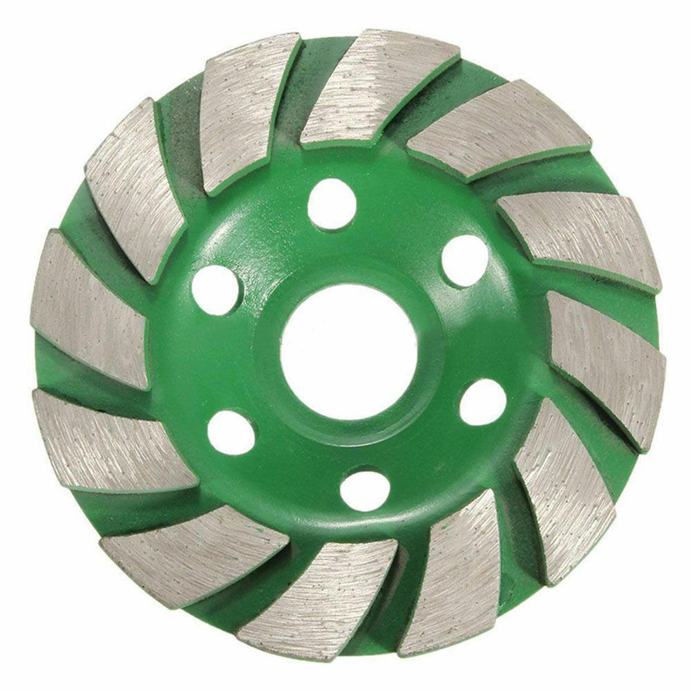 New Diamond Grinding Wheel Segment Bowl Cup Grinding Concrete Granite Grinder Disc Granite Diamond Grinding Wheel Polishing