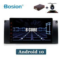 Lecteur DVD de voiture pour BMW X5 E53 E39   Android 10.0, audio stéréo de navigation multimédia GPS, unité de tête avec radio de Navigation GPS