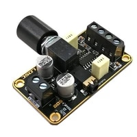 1 pcs pam8406 digital power amplifier board diy small speaker 5w5w dual channel stereo class d 5v power amplifier module