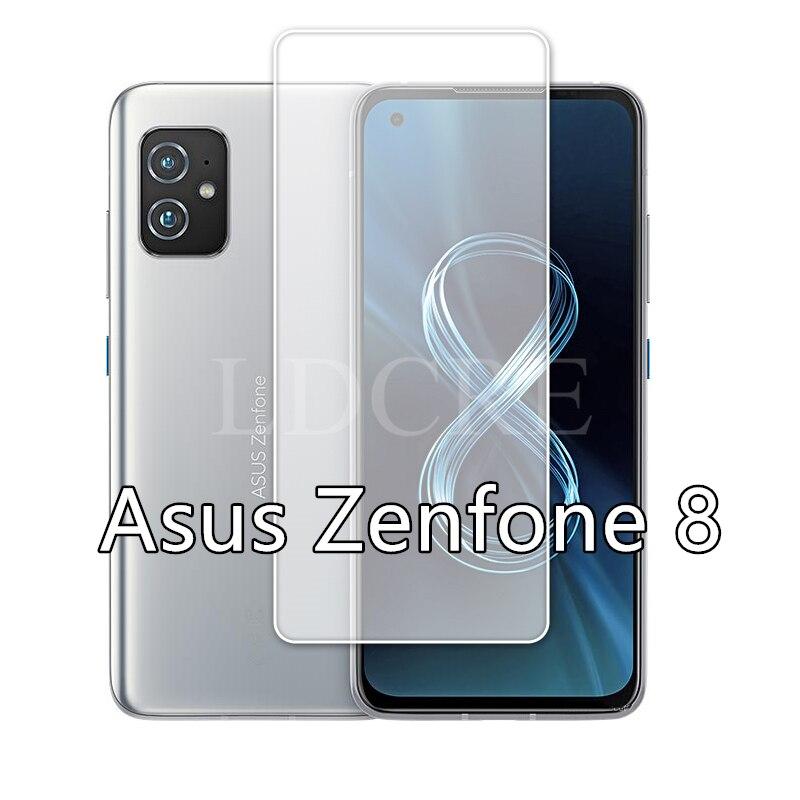 Для Asus Zenfone 8 закаленное прозрачное стекло для Asus Zenfone 8 Защитное стекло для экрана для Asus Zenfone 8 Asus Zenfone 8 Flip