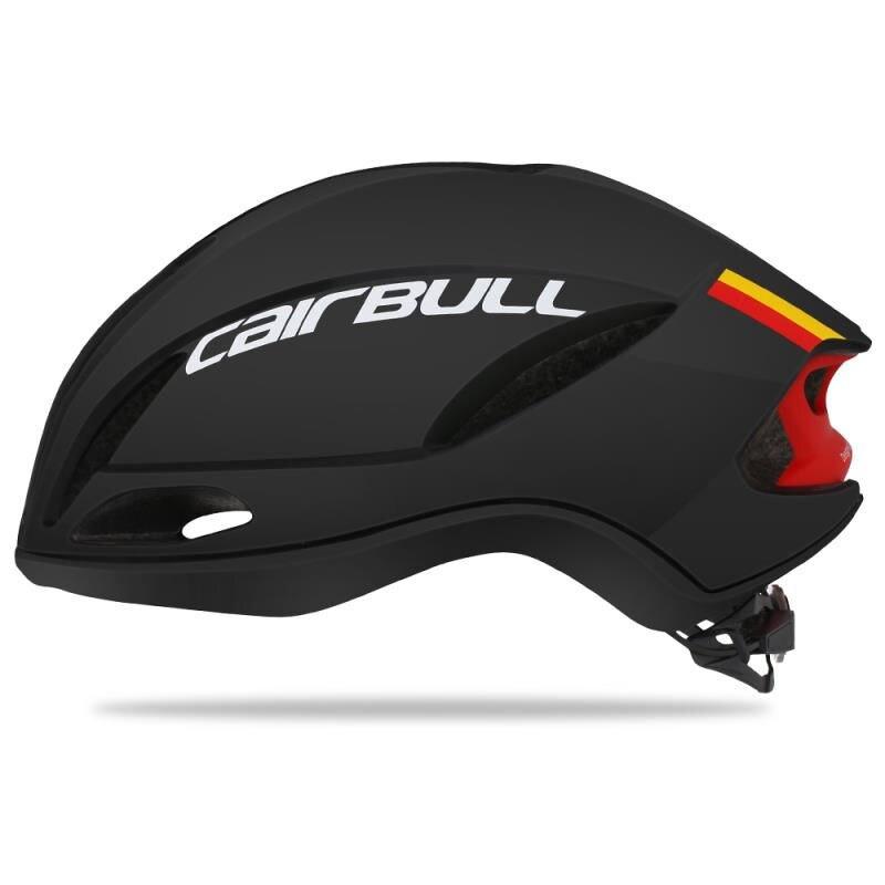Cairbull nova velocidade ciclismo capacete de corrida da bicicleta estrada aerodinâmica capacete pneumático dos esportes dos homens aero