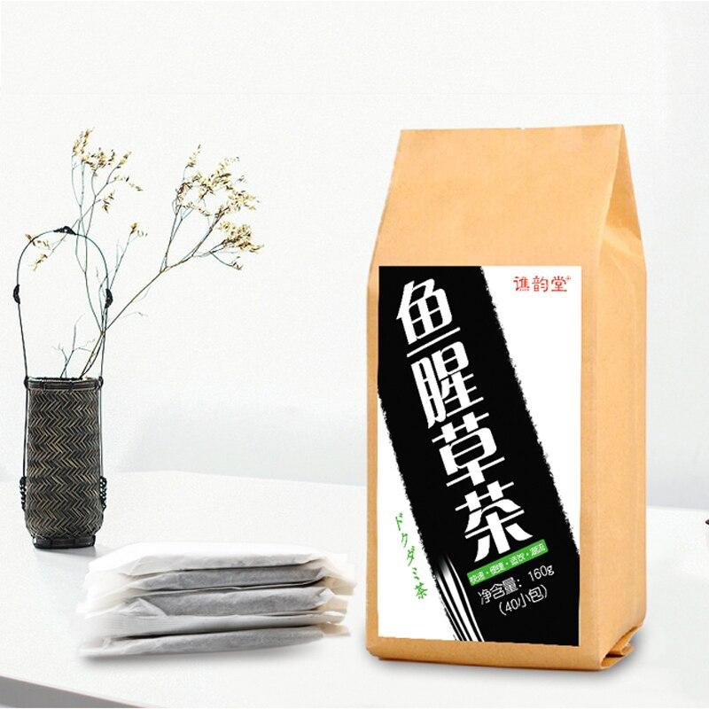 2020 anhui yu xing cao cha houttuynia cordata chá para o calor claro e anti-fadiga
