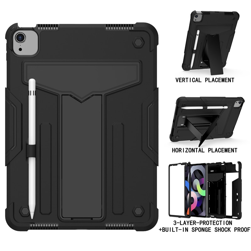 For (A2228 A2231 inch 2020 11 Duty iPad A2068 Protective Proof Heavy 11 Case A2230) pro Shock