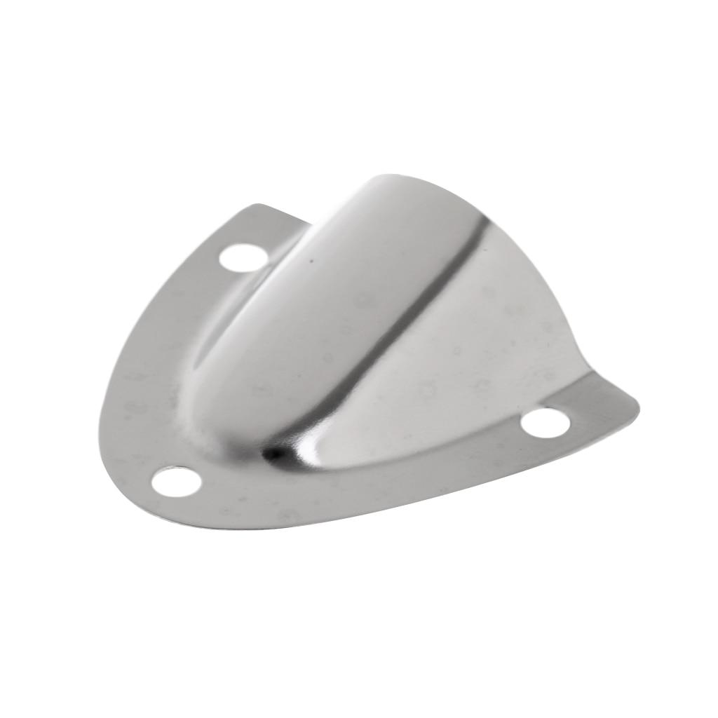 2 stücke Edelstahl 316 Clam Shell Vent Boot Marine Hardware