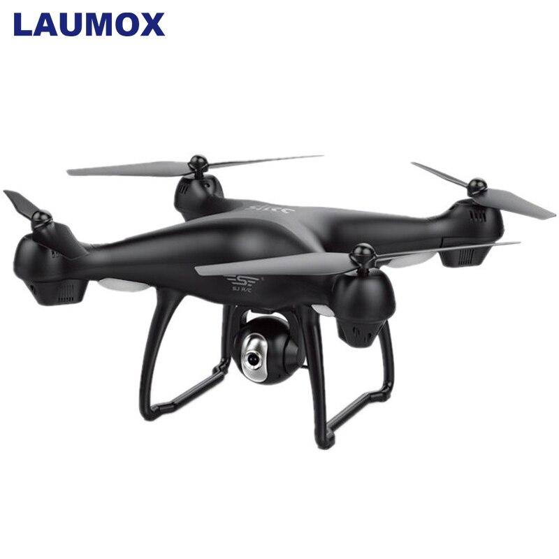 S70W GPS Drone con 1080 P/720 P HD Cámara ajustable gran angular Cámara Dron Sígueme modo volver a casa RC Quadcopter Drones