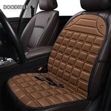 Housse de siège de voiture chauffante doosèche pour Mazda tous les modèles CX-7 CX-5 cx4 CX-3 mazda 6 3 626 323 M2 coussin dhiver coussins sièges de voiture