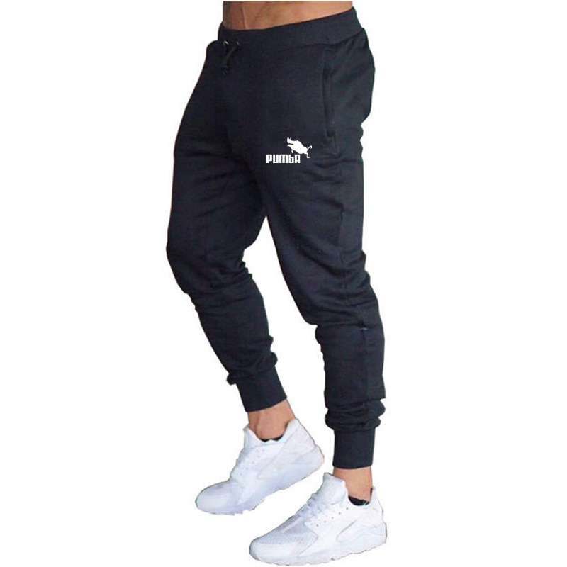 2020 повседневные мужские брюки, джоггеры, спортивные брюки, однотонные брюки, спортивная одежда для фитнеса, тренировочные брюки, Яркие летн...