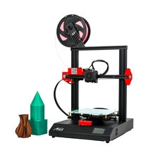 Anet ET4 ET4 Pro ET4X 3D 프린터 키트 고정밀 모든 금속 프레임 FDM 키트 DIY Easy Assembly 10m 필라멘트가있는 자동 3D 프린터