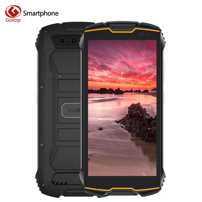 Смартфон Cubot KingKong MINI, 4 дюйма, QHD + 189, водонепроницаемый, 3 Гб ОЗУ 32 Гб ПЗУ, Android 9,0, задняя камера 13 МП, 4G мобильный телефон