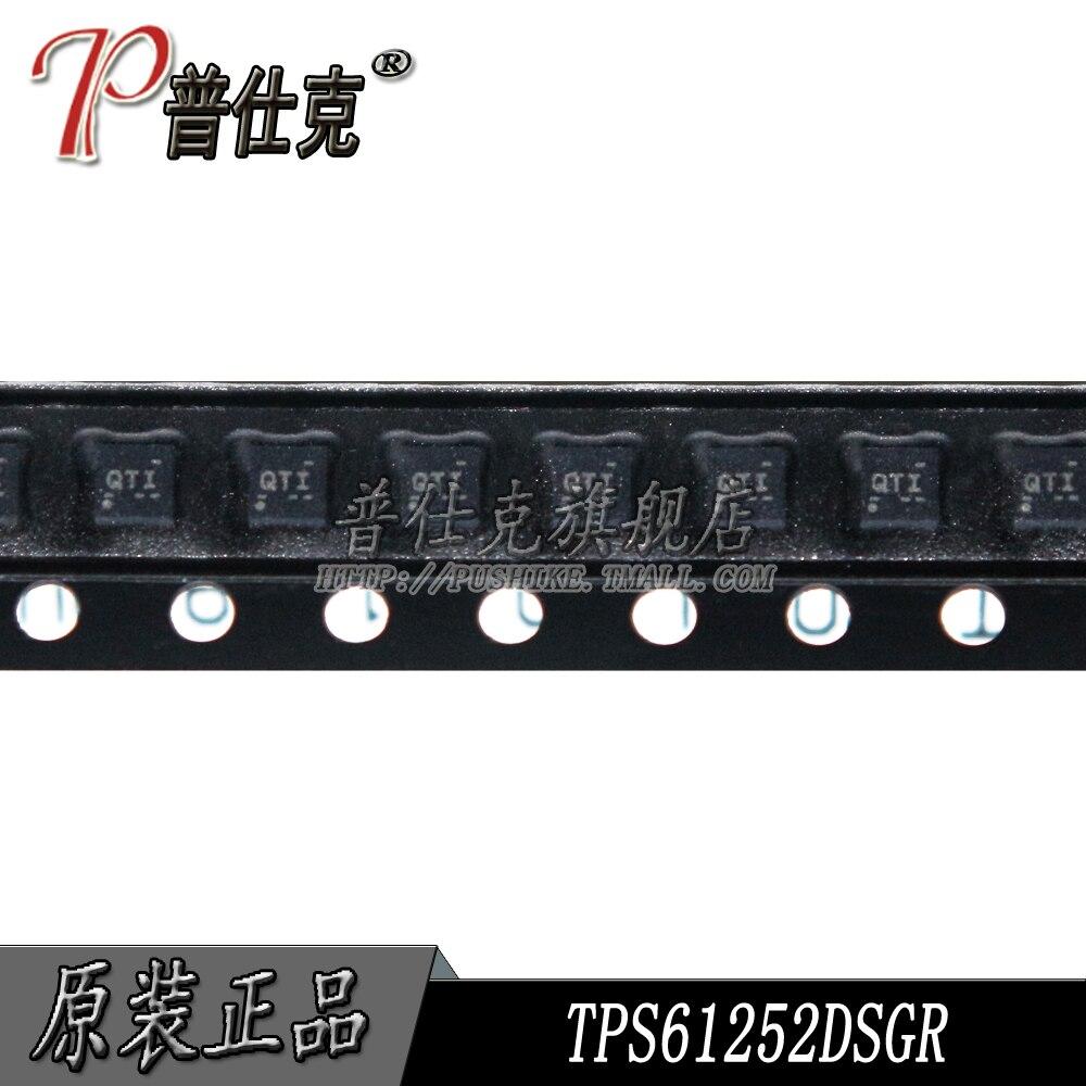 شحن مجاني | TPS61252DSGR TPS61252DSGT WSON8 QTI 10 قطعة