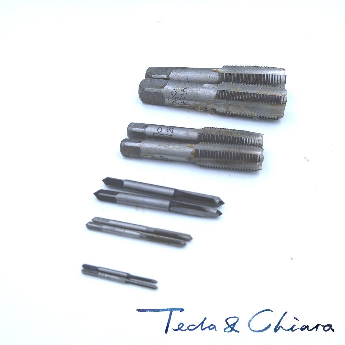 1Set M2 M 2,2 M 2,3 M 2,5 M 2,6x0,4mm 0,45mm Metrische Kegel und Stecker tippen Pitch Für Mold Bearbeitung * 0,4 0,45