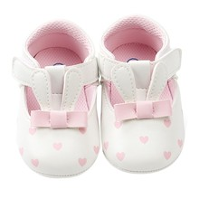 Cartoon Baby Shoes Newborn Cartoon Baby Girl Shoes Spring First Walker PU Baby Girl Shoes Princess C